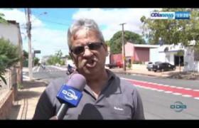 O DIA NEWS 19 07  Trânsito sofre modificações no bairro Piçarra