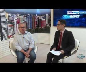 TV O Dia - O DIA NEWS 22 07  Entr. AO VIVO Assis Carvalho - Deputado Federal PT-PI