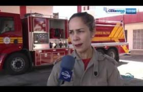O DIA NEWS 22 07  Vazamento de gás em Teresina