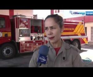 TV O Dia - O DIA NEWS 22 07  Vazamento de gás em Teresina