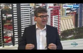 O DIA NEWS 23 07  Entr. Luciano Nunes - pres. diretório estadual PSDB