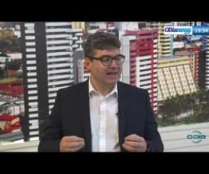 TV O Dia - O DIA NEWS 23 07  Entr. Luciano Nunes - pres. diretório estadual PSDB