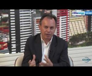 TV O Dia - O DIA NEWS 23 07 Entr. Ricardo Pontes - pres. fundação Piauí Previdência