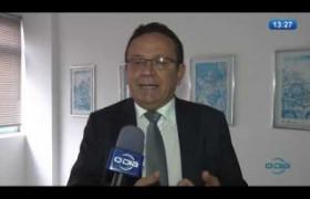 O DIA NEWS 24 06  Desemb. Sebastião Martins sobre audiência de conciliação