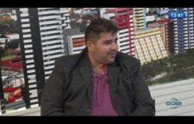 O DIA NEWS 24 06  Entr. Wiliam Machado - gerente executivo INSS PI