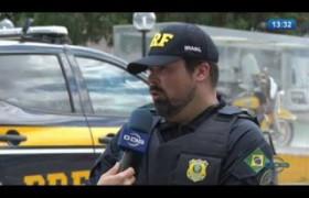 O DIA NEWS 24 06  PRF PI divulga números da operação Corpus Christi