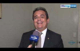 O DIA NEWS 25 07  Dep. Henrique Pires sobre as articulações do MDB para as eleições no inter
