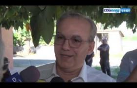 O DIA NEWS 25 07  Prefeito Firmino Filho fala sobre eleições 2020