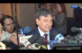 O DIA NEWS 26 06  Gov. Wellington Dias com bancada do Piauí para tratar de investimentos