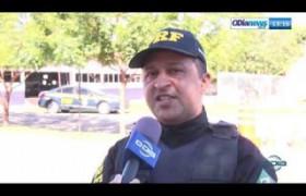 O DIA NEWS 26 07  PRF: operação Fim de Férias