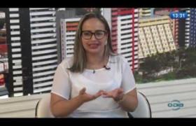 O DIA NEWS 28 06  Entrevista com Viviane Carvalhedo sobre revisão do Enem da SEDUC