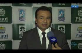 O DIA NEWS 28 06  General Cunha Matos realiza inspeção no quartel do comando geral da PM PI