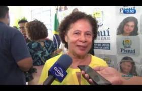 O DIA NEWS 28 06  Vice Governadora Regina Sousa fala sobre as disputas dentro do partido