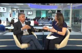 O DIA NEWS 2ª EDIÇÃO 24 07  Entr. Paulo Martins - Presidente da Companhia Metropolitana