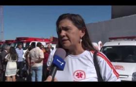 O DIA NEWS 2ª EDIÇÃO 25 07  Entrega de 6 novas ambulâncias para o SAMU em Teresina