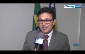 O DIA NEWS 31 07  Sec. Zé Santana fala sobre eleições 2020