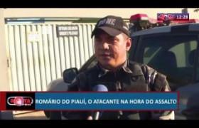 ROTA DO DIA 12 07  Preso Romário do Piauí