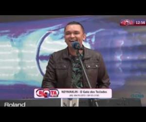 TV O Dia - ROTA DO DIA 19 07 Neymaklin - O gato dos teclados