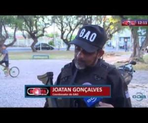 TV O Dia - ROTA DO DIA 22 07  Polícia desmantela feirinha de droga no Grande Dirceu
