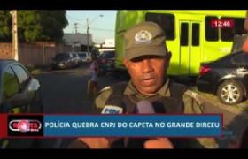 ROTA DO DIA 25 06  Polícia quebra CNPJ no grande Dirceu