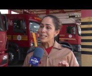 TV O Dia - BOM DIA NEWS 21 08 Piauí registra 45 focos de incêndio em apenas 5 dias