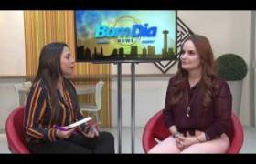 BOM DIA NEWS 26 08  Dra. Erika Laiza (especialista em Ortodontia)