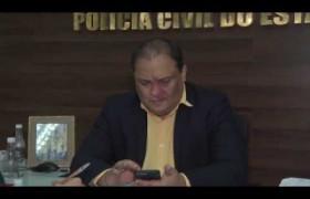 BOM DIA NEWS 27 08  Operação Visto Fake da Polícia Civil foi destaque internacional