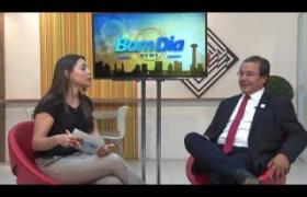 BOM DIA NEWS 28 08  Jonas Moura (Presidente da APPM)