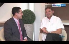 O DIA NEWS 01 08  Wilson Martin (ex-governador do Piauí) 1ª PARTE