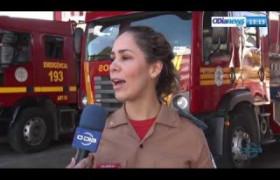 O DIA NEWS 02 08  Corpo de Bombeiros alerta sobre o uso de cerol em pipas