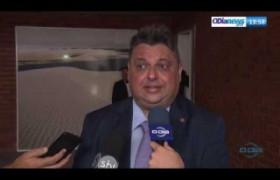 O DIA NEWS 02 08  Dep. Júlio Arcoverde fala sobre possível saída de Mainha do dir. municipal