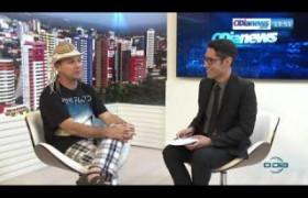 O DIA NEWS 02 08  Vagner Ribeiro - organizador Procissão Sanfonas