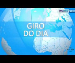 TV O Dia - O DIA NEWS 19 08 Giro do Dia