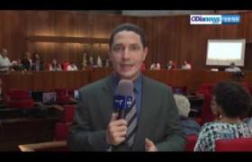 O DIA NEWS 19 08  O que foi debatido na Assembléia Legislativa
