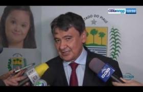 O DIA NEWS 20 08  Gov  Wellington Dias fala sobre o encontro com João Vicente Claudino