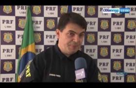 O DIA NEWS 20 08  Grande apreensão de drogas em Floriano