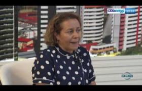 O DIA NEWS 20 08  Rogéria Sousa - Coord. Habitação SEMDUH