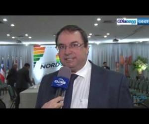 TV O Dia - O DIA NEWS 21 08  Encontro de Governadores da região Nordeste em Teresina
