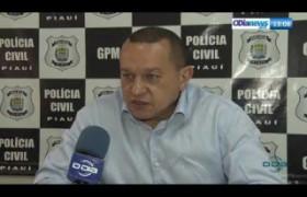 O DIA NEWS 21 08  Policia Civil dá continuade a operação THE
