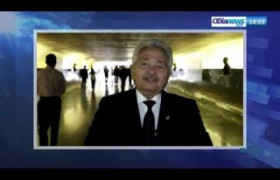O DIA NEWS 21 08  Sen Elmano Férrer fala sobre do desenvolvimento da MATOPIBA