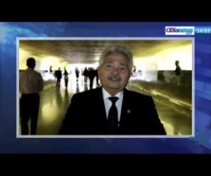 TV O Dia - O DIA NEWS 21 08  Sen Elmano Férrer fala sobre do desenvolvimento da MATOPIBA
