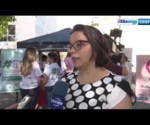 TV O Dia - O DIA NEWS 23 08  Evento educativo para combater a violência contra as mulheres