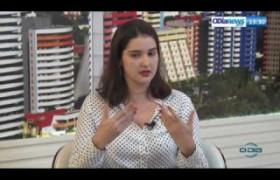 O DIA NEWS 29 07  Cíntia Machado (ger. licenciamento e concessão STRANS)