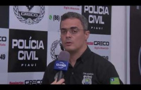 O DIA NEWS 2a  Ed  20 08  Presos suspeitos de assaltarem instituições financeiras no Piauí