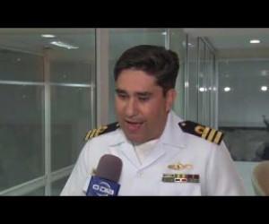 TV O Dia - O DIA NEWS 2a Ed 23 08 Comte. Dante Duarte (capitão dos Portos do Piauí)