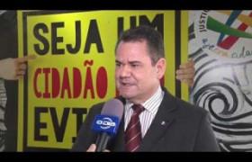 O DIA NEWS 2ª EDIÇÃO 06 08  Andamento dos processos da Justiça Eleitoral totalmente eletrôn