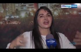 O DIA NEWS 30 07  Dep. Teresa Britto declara não ter simpatia por Dr. Pessoa