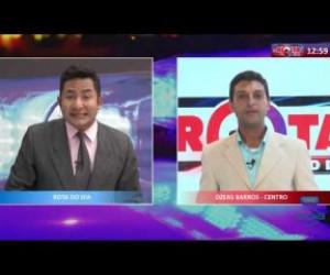 TV O Dia - ROTA DO DIA 23 08  Oséas Barros com as últimas notícias