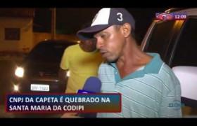 ROTA DO DIA 29 07  Boca de fumo estava arrecadando 400 reais por noite na Sta. Maria da Codipi