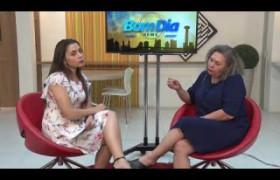 BOM DIA NEWS 02 09  Antônia Goudinho (Terapêuta naturalista)